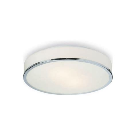 firstlight profile chrome flush fitting ceiling light