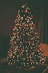 christmas customs christmas trees