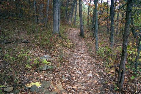 1000 trails hill thousand state park missouri october 2002