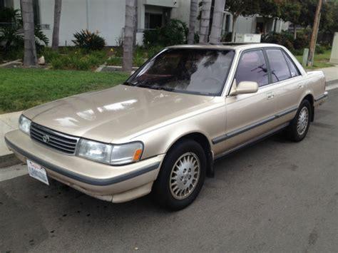 1992 toyota cressida luxury sedan 4 door 3 0l classic toyota cressida 1992 for sale