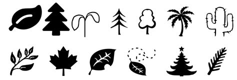 how to make a tree on in symbols symbols how can i use this math mode pictogram tree