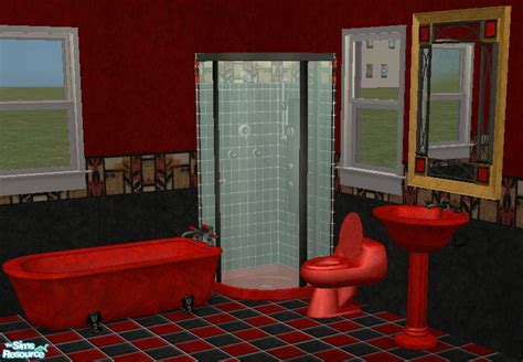 dark red bathroom red1060 s red s red n black abstract bathroom