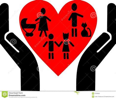 imagenes animadas del valor amor valor familiar foto de archivo imagen 3726630