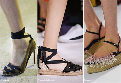 Summer Fashion Trends Shoes by Summer 2016 Shoe Trends Fashionisers