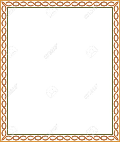 color frame color clipart frame pencil and in color color clipart frame