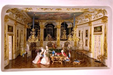 Bedroom Rugs the rococo style dollhouse decorating