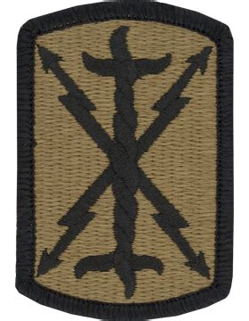 operational camouflage pattern unit patches ocp unit patch 17th field artillery with fastener