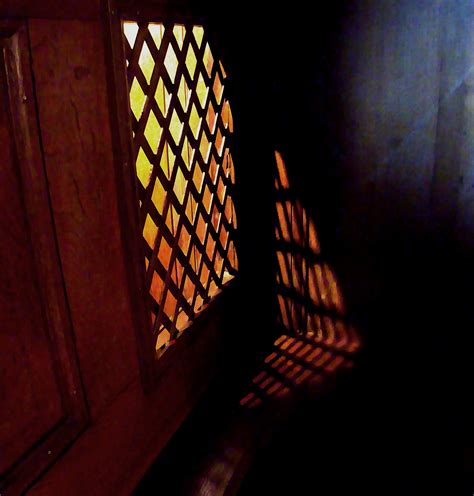 Confession Room by Bare Confession Zouch