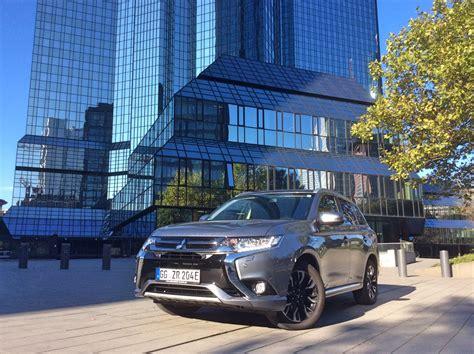Mein Auto Blog by Mitsubishi Plug In Hybrid Outlander Fragen Von Lesern