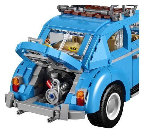 volkswagen lego lego updates the bug with the all 10252 volkswagen beetle