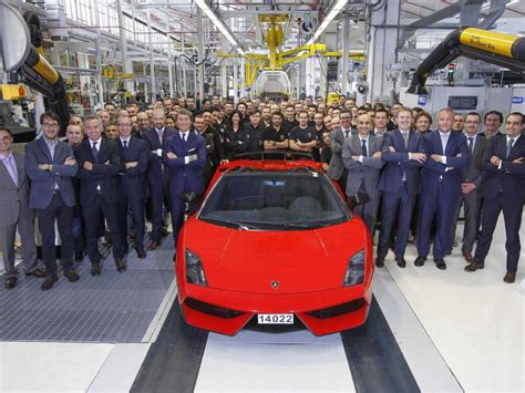 The Last Lamborghini The Last Lamborghini Gallardo Business Insider