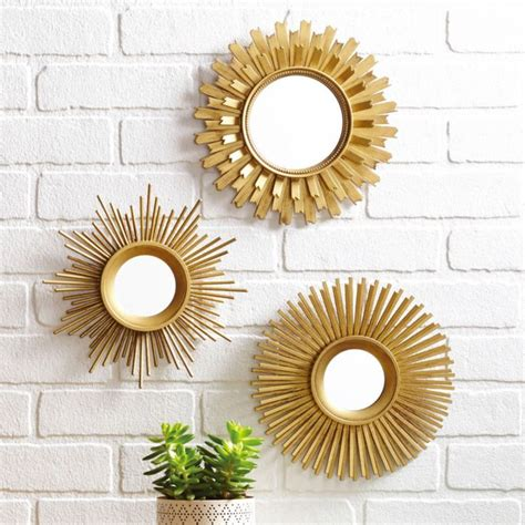 best 25 gold wall decor ideas on diy wall