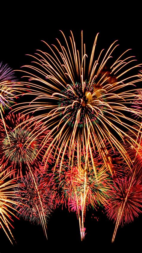 wallpaper fireworks  year hd  celebrations