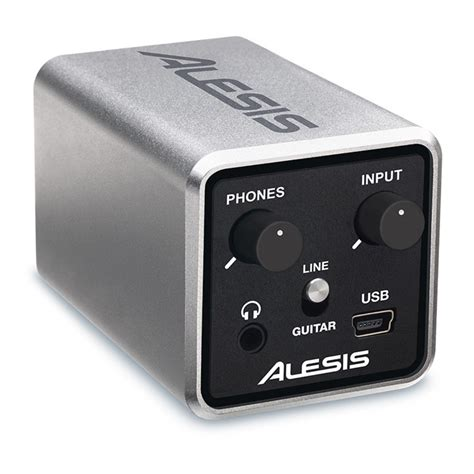 Audio Usb Mobil alesis 1 usb audio interface at gear4music