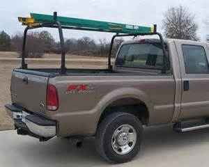 Truck Bed Organizers Rapid Rack Removable Truck Ladder Rack By Great Day