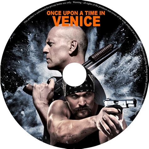 Dvd Once Upon A Time 2017 once upon a time in venice dvd cover label 2017 r0 custom