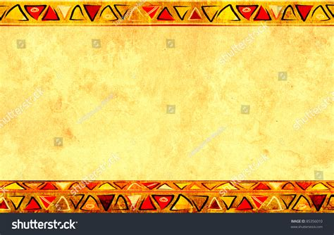 africa vector traditional background pattern grunge background with african traditional patterns stock