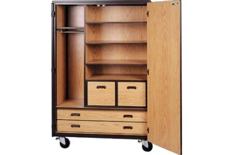 Mobile Wardrobe by Mobile Wardrobe Storage Cabinets By Ironwood Storage Cabinets
