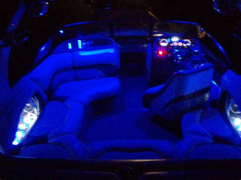 malibu boat led lights looking for led interior lights modifications