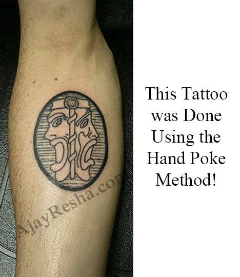 hand poked tattoo method 26 best gt drama images on pinterest bang bang warriors