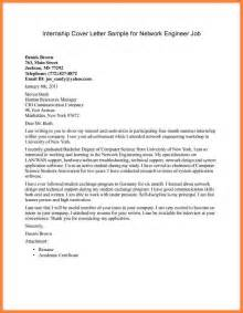 11  application letter samples for internship   Bussines