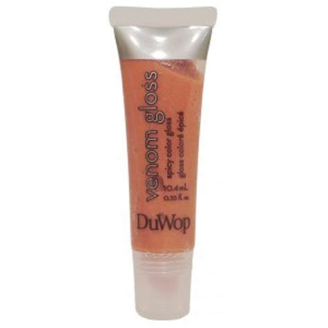 Duwop Duet Gloss And Highlighter And Makeup by Duwop Venom Gloss Coral Tree 10 4ml Free Shipping