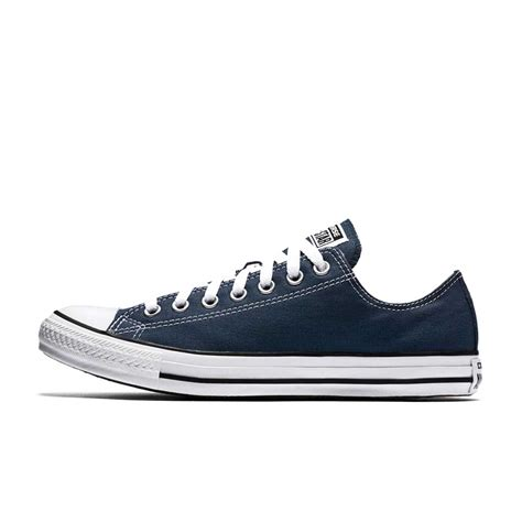 Sepatu Converse Low Navy converse all basic canvas low navy all88n