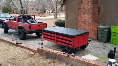 honey badger trailer 3 0 mobile tool shed addition
