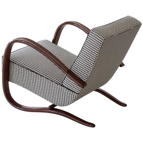 halabala jindrich deco streamline armchair by jindrich halabala circa