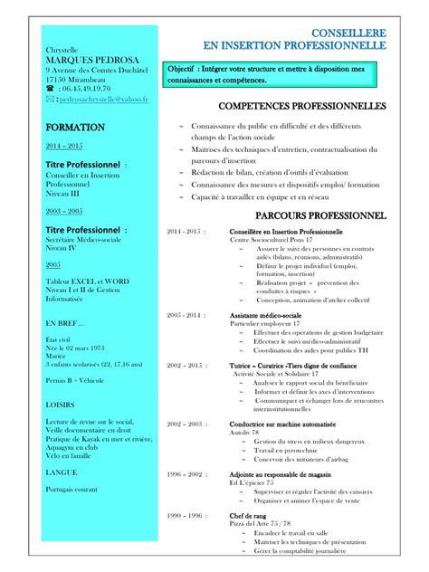 Lettre De Motivation De Conseiller En Professionnelle Modele Cv Conseiller En Professionnelle Document
