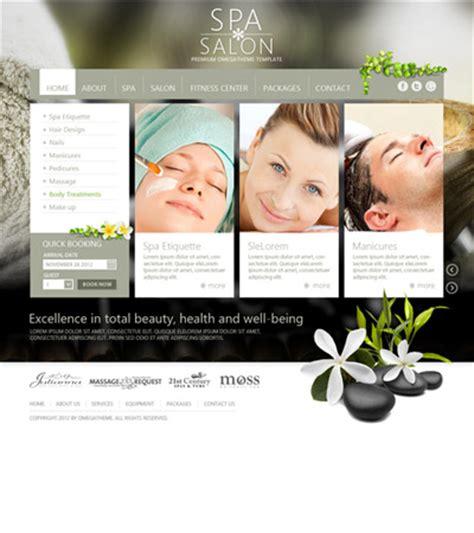 template joomla beauty salon ot spasalon free spa salon business joomla 2 5 template