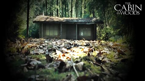 How Scary Is The Cabin In The Woods by The Cabin In The Woods Horror Cabin Woods Poster Hc