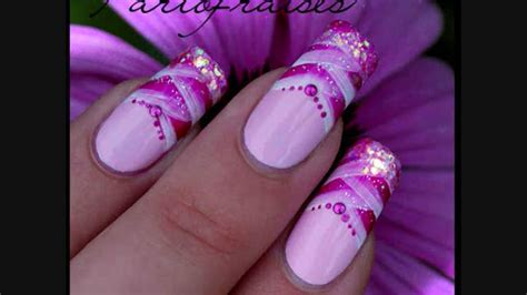 Ongles Nail by Nails Nailart Beautiful Nails Nails Design Pink