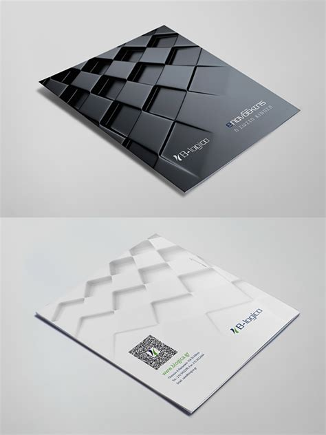 sweethomes catalog cover ralev logo brand design brochure for software company on behance