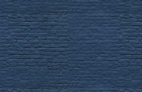 wallpaper blue brick deep blue brick wall mural murals wallpaper