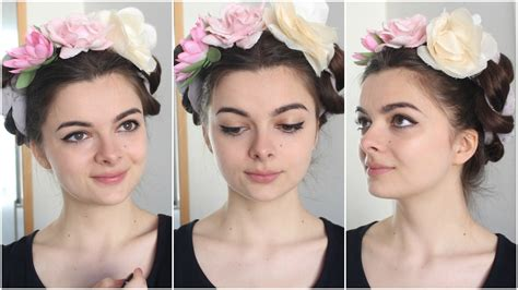 Frida Kahlo Hairstyle by Frida Kahlo Hairstyle Tutorial