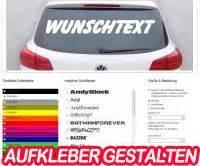 Namen Aufkleber Drucken Lassen by Autoaufkleber Autosticker Und Auto Aufkleber F 252 Rs Tuning