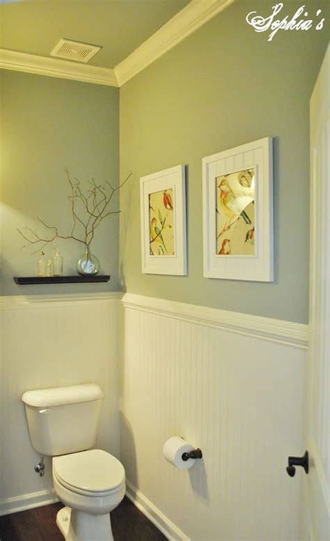 sherwin williams silver mist guest bathroom