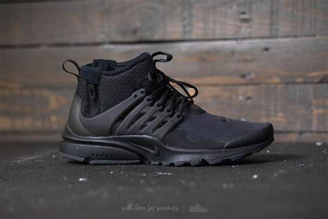 Nike Presto Utility Mid Grey nike air presto mid utility black black grey footshop