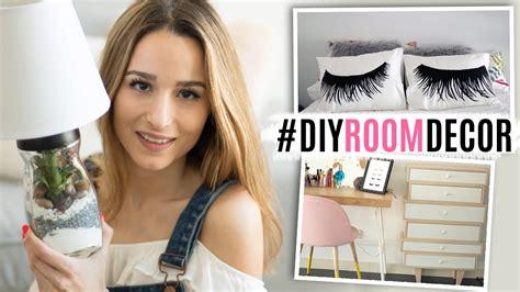 como decorar muebles nuevos 2 diys para decorar tu cuarto nuevos muebles room