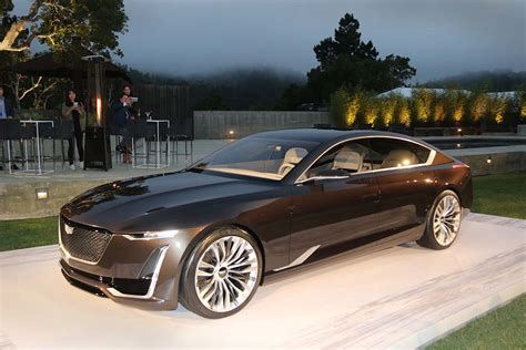 future cadillac escala expansive cadillac product plan getting squeezed