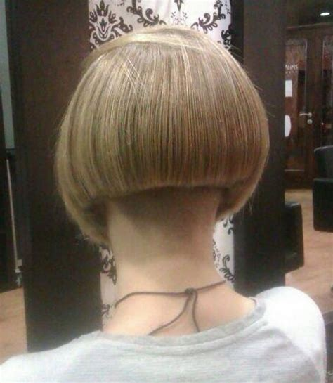 bobbed haircut with shingled npae stunningly sexy nape short bob haircuts pinterest