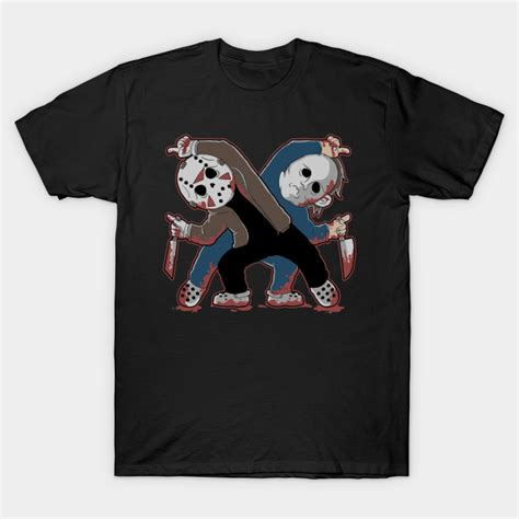 Tshirt Crocks crocs fusion jason voorhees michael myers t shirt the