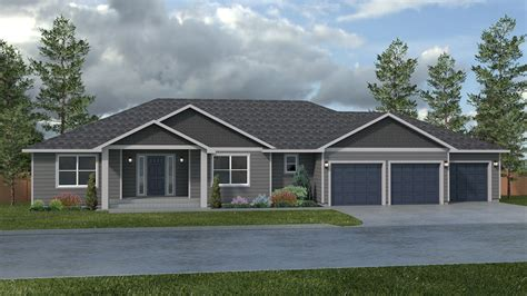 True Built Homes by Rambler Home Plans True Built Home Pacific Northwest