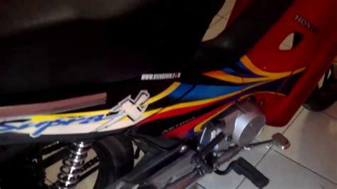 Sparepart Honda Supra X 100cc supra x 100cc best sound