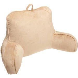 klear vu plush velour bed rest pillow walmart com bed chair pillow wood log pillow cushion wood home car