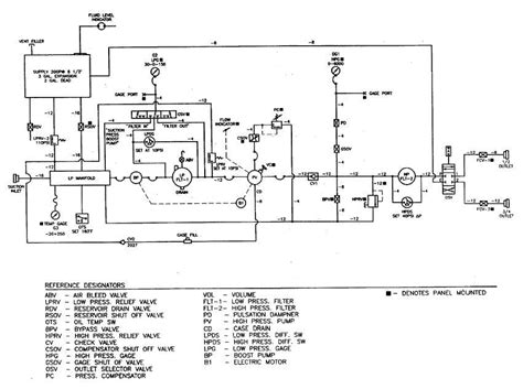 pneumatic circuit diagram electrical and hydraulic system schematics get free