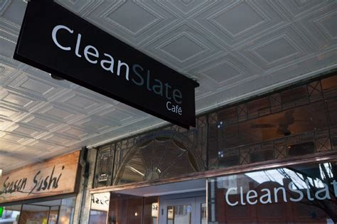 Slate For Mba by Fresh Caf 233 Starts Again With Clean Slate Blue Mountains