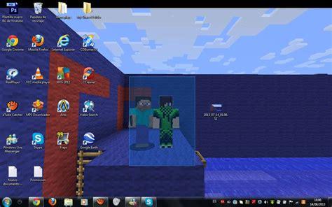 imagenes de fondo de pantalla de windows como poner una foto de minecraft de fondo de pantalla