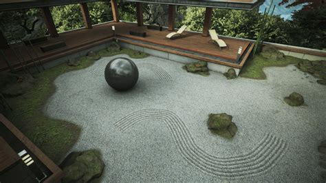 zen garden images epic zen garden by epic in epic showcase environments ue4 marketplace